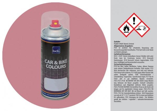 Acryllack in RAL Design 0106020 Kalkrosa