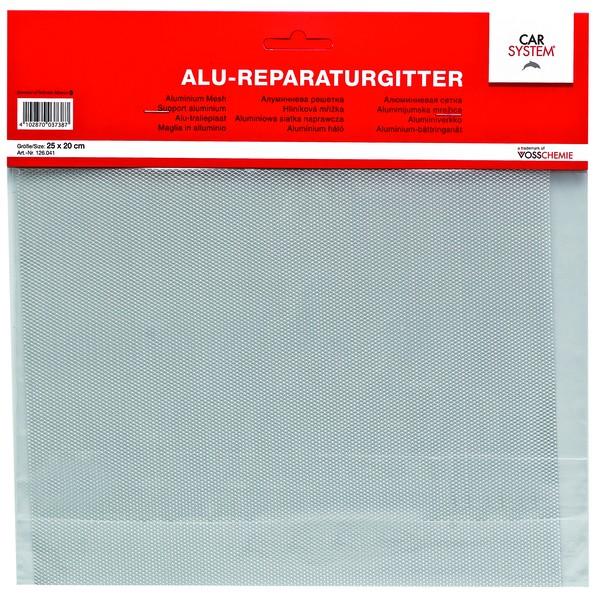 Alu-Reparaturgitter CS