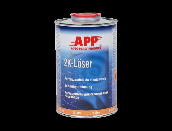 2K-Löser Beispritzverdünnung - 1L