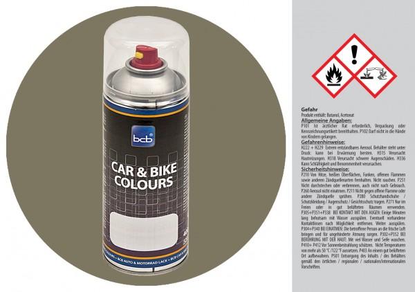 Acryllack in RAL Classic 7002 Olivgrau