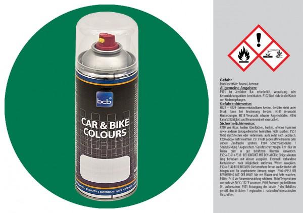 Acryllack in RAL Classic 6000 Patinagrün