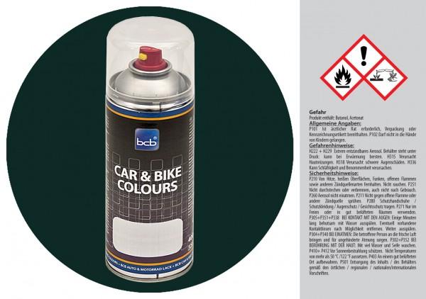 Acryllack in RAL Classic 6012 Schwarzgrün