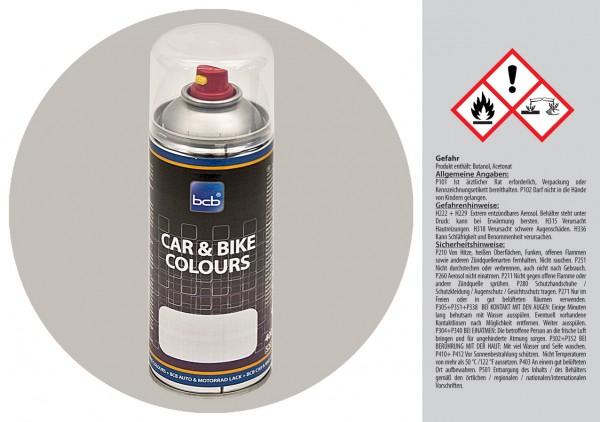 Acryllack in RAL Classic 7044 Seidengrau
