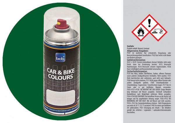 Acryllack in RAL Classic 6026 Opalgrün