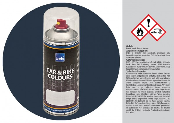 Acryllack in RAL Classic 7024 Graphitgrau