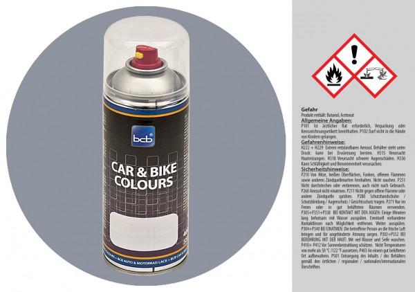 Acryllack in RAL Classic 7045 Telegrau 1