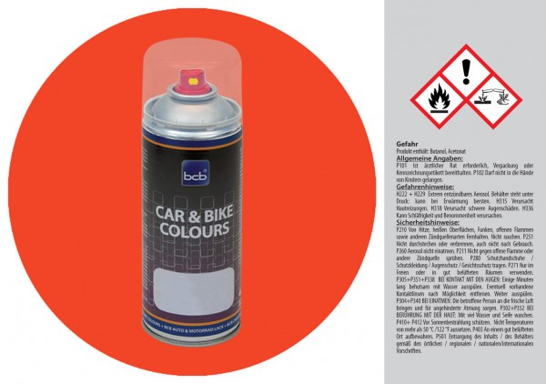 Acryllack in RAL Design 0405070 Pompejirot