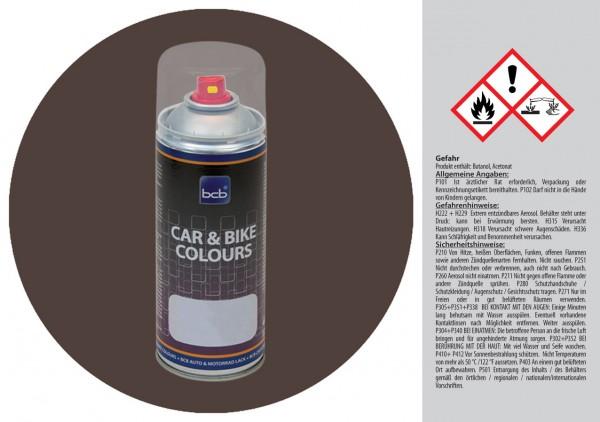 Acryllack in RAL Design 0403005 Basaltschwarz
