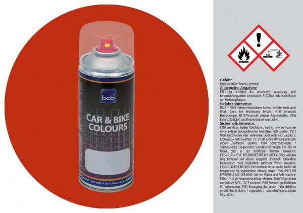 Acryllack in RAL Design 0404060 Kupferrot