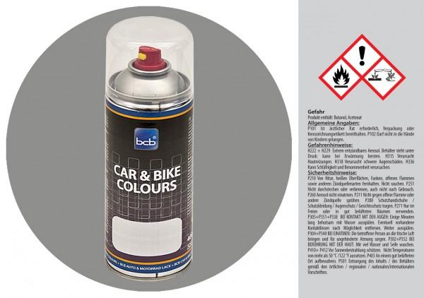 Acryllack in RAL Classic 9007 Graualuminium