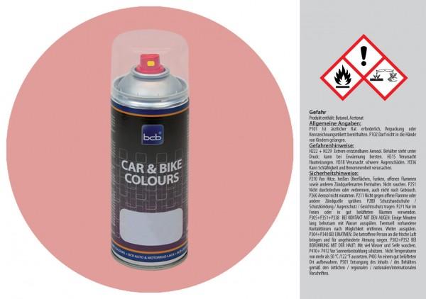 Acryllack in RAL Design 0307020 Trübapricot
