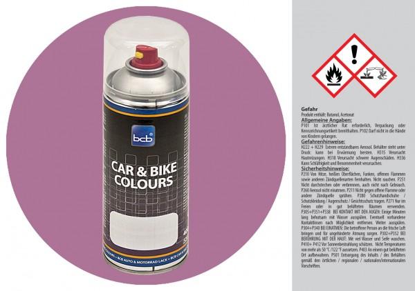 Acryllack in RAL Classic 4009 Pastellviolett