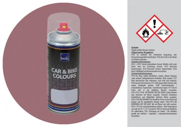Acryllack in RAL Design 0105015 Trübaltrosa