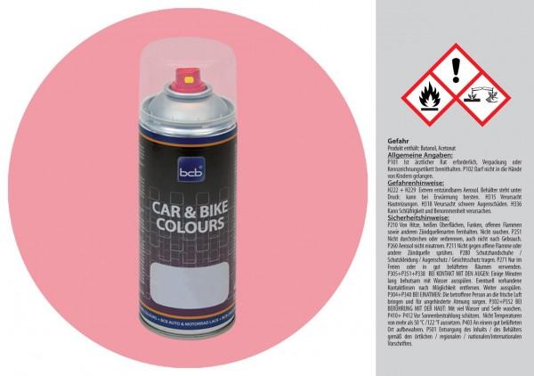 Acryllack in RAL Design 0107025 Flamingorosa