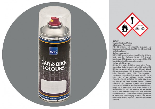 Acryllack in RAL Classic 9023 Perldunkelgrau