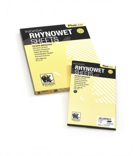 Schleifpapier RHYNOWET PLUS LINE 230 mm x 280 mm