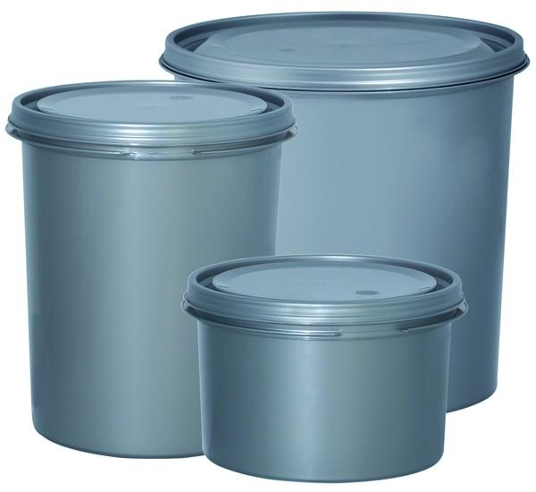Leere Verpackungsdosen Plastic Can Empty 1,8L - 100St.