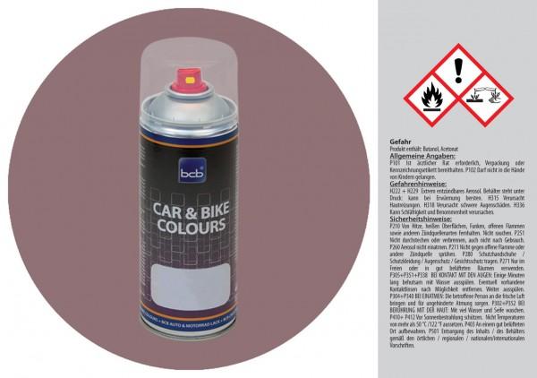 Acryllack in RAL Design 0105010 Altmahagoni