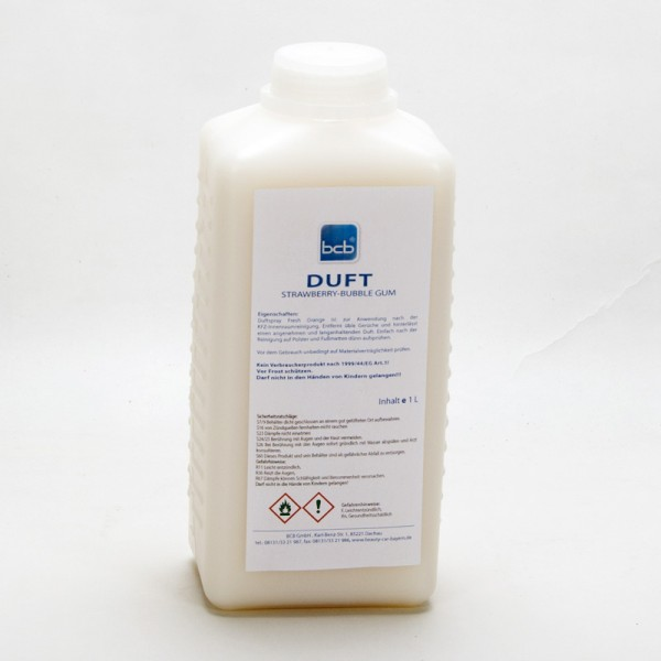 Duft Strawberry - Bubblegum 1L