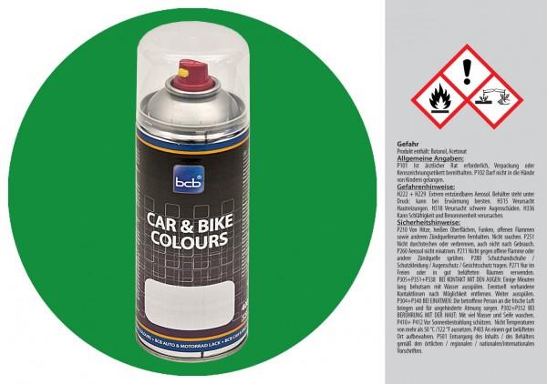Acryllack in RAL Classic 6037 Reingrün