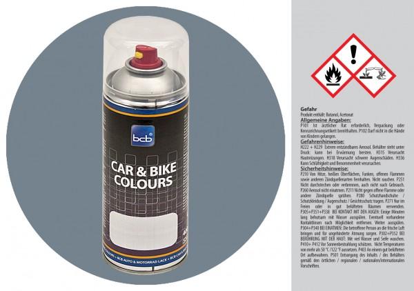 Acryllack in RAL Classic 7046 Telegrau 2