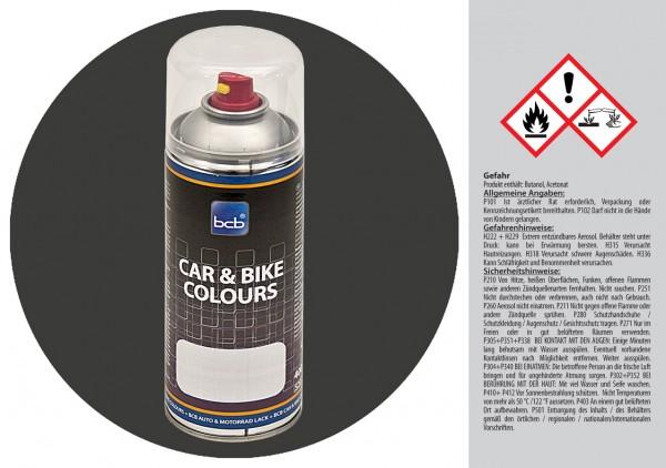 Acryllack in RAL Classic 7022 Umbragrau