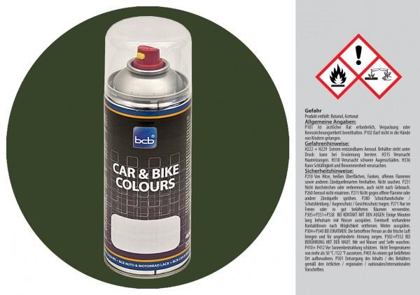 Acryllack in RAL Classic 6003 Olivgrün