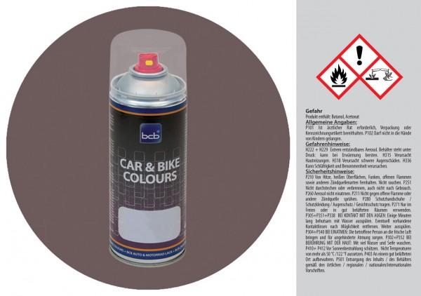 Acryllack in RAL Design 0204005 Graubräunlich