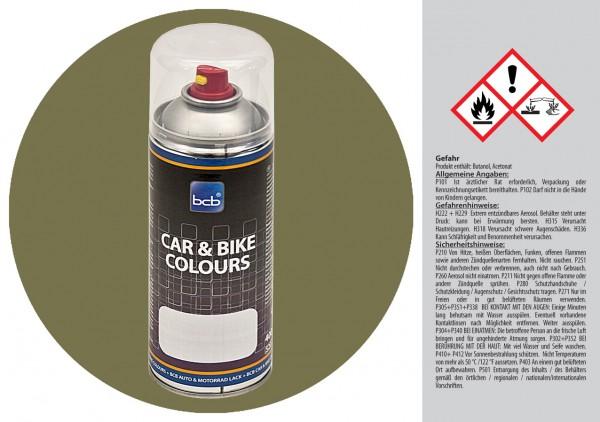 Acryllack in RAL Classic 6013 Schilfgrün