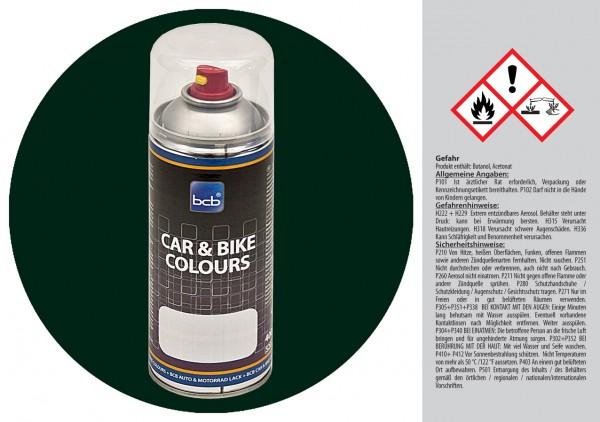 Acryllack in RAL Classic 6009 Tannengrün