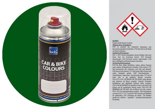 Acryllack in RAL Classic 6002 Laubgrün