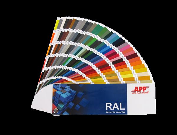 RAL-Farbkarten