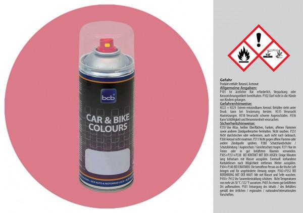Acryllack in RAL Design 0106030 Japankoralle