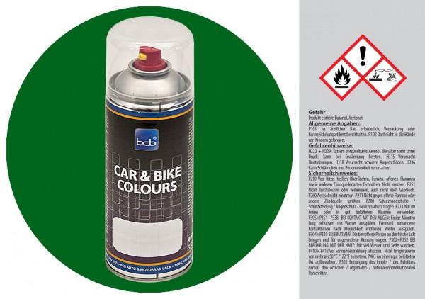 Acryllack in RAL Classic 6001 Smaragdgrün