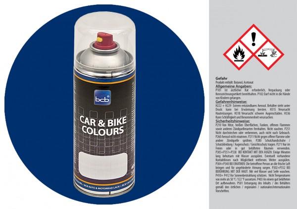 Acryllack in RAL Classic 5000 Violettblau