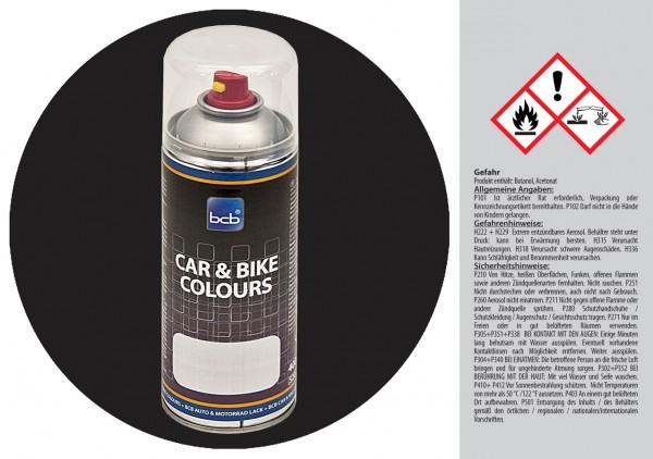 Acryllack in RAL Classic 8022 Schwarzbraun