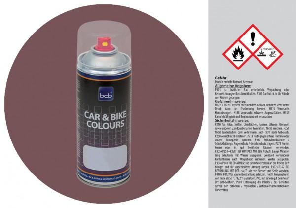 Acryllack in RAL Design 0204010 Nussbaumbraun