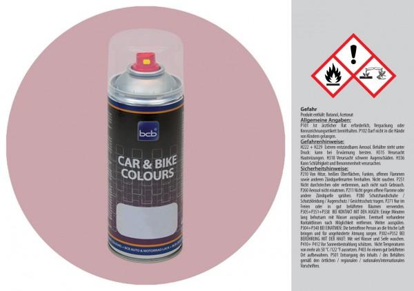 Acryllack in RAL Design 0107010 Blassmauve