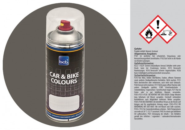 Acryllack in RAL Classic 7039 Quarzgrau