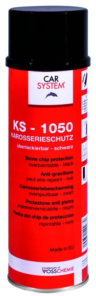 Karosserieschutz KS-1050 grau CS