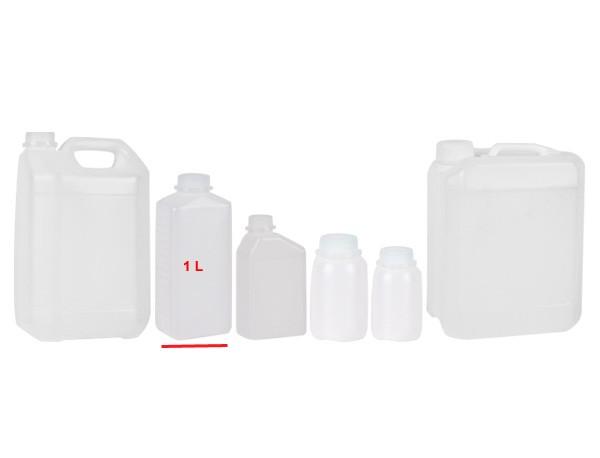 Behälter mit Skala und Verschluss 1L - 10St.