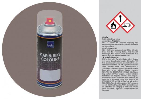 Acryllack in RAL Design 0405005 Nomadengrau