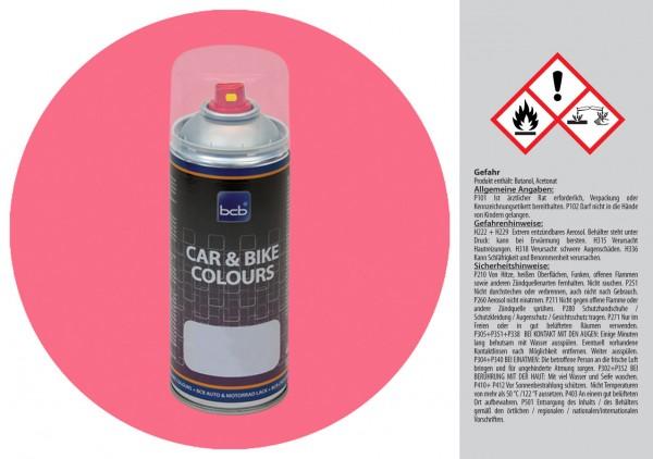 Acryllack in RAL Design 0106045 Leuchtendrosa