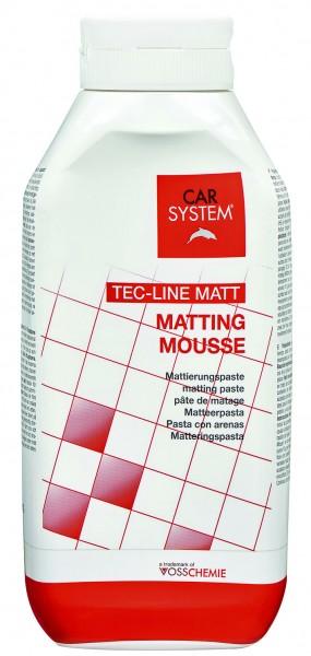 Mattierungspaste Tec Line Matt Matting Mousse CS