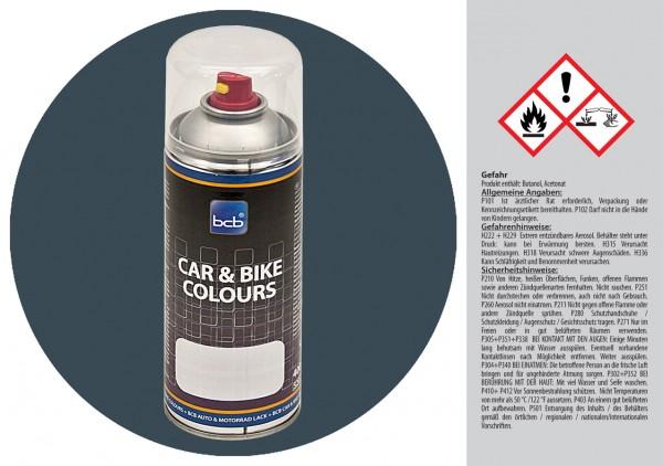 Acryllack in RAL Classic 7011 Eisengrau