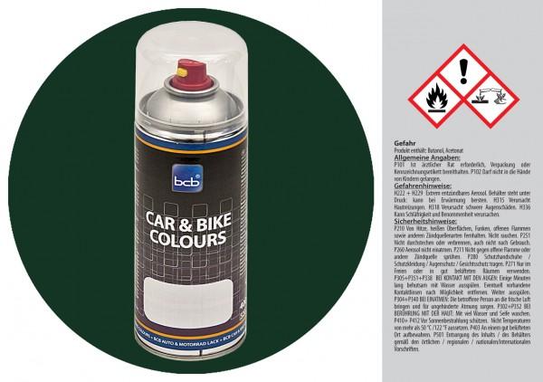 Acryllack in RAL Classic 6020 Chromoxidgrün