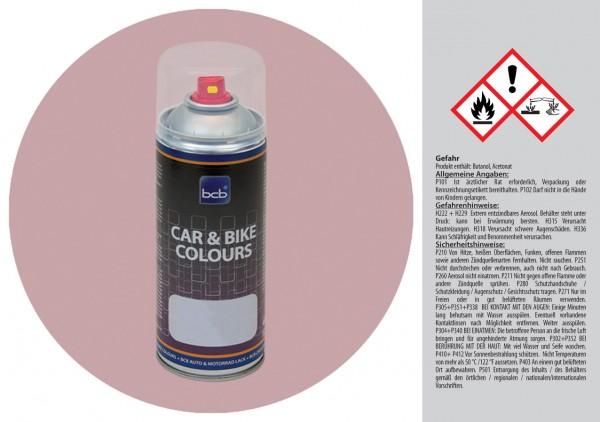 Acryllack in RAL Design 0207020 Rosenholzapricot