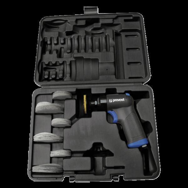 mini Exzenter mit Scheifset D50mm und D75mm Prevost