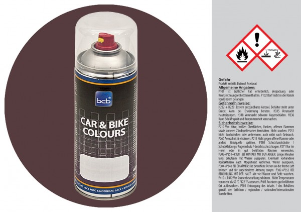 Acryllack in RAL Classic 8019 Graubraun