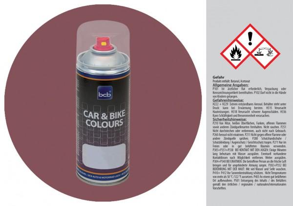 Acryllack in RAL Design 0104015 Rostbraun